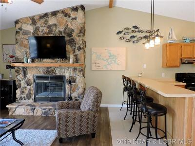 Osage Beach Condo For Sale: 611 Lazy Days Road #C9