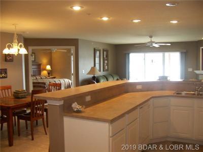 Camden County, Miller County, Morgan County Condo For Sale: 245 Plaza Beach Drive #2 A