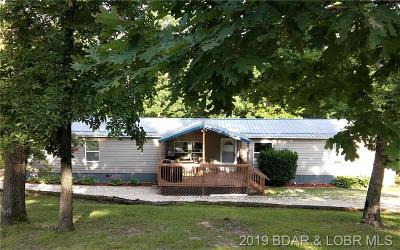Camden County, Miller County, Morgan County Single Family Home For Sale: 20802 S. Marvin Road Road