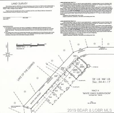 Camden County, Miller County, Morgan County Residential Lots & Land For Sale: Tbd White Oak Road