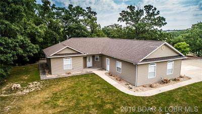 Osage Beach MO Single Family Home For Sale: $249,900