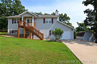 Camdenton MO Single Family Home For Sale: $164,900