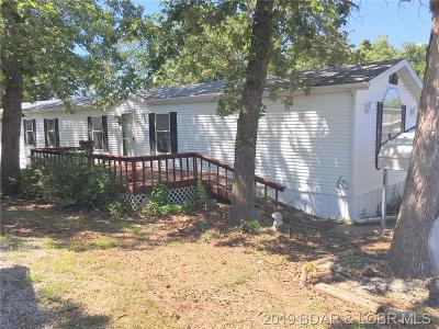 Sunrise Beach Single Family Home Active Under Contract: 235 Oak Ridge Drive