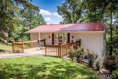 Camdenton MO Single Family Home For Sale: $189,900