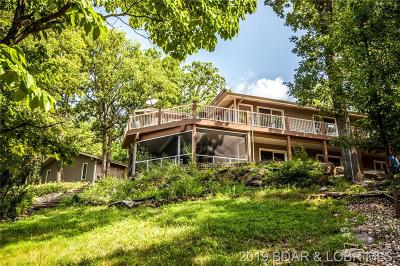 Camden County, Miller County, Morgan County Single Family Home For Sale: 34 Laker Lane