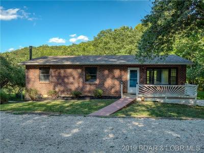 Camdenton MO Single Family Home For Sale: $124,999