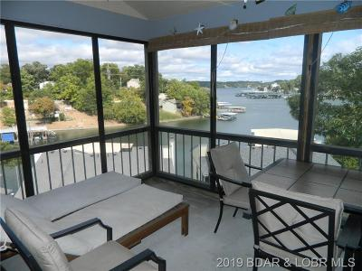 Lake Ozark Condo For Sale: 31 Willow Ridge Road #4A