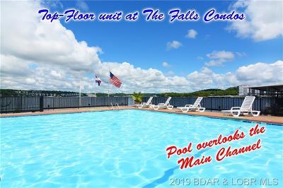 Lake Ozark Condo For Sale: 152-4b Falls Point Drive #4B