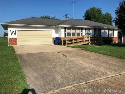 Versailles Single Family Home For Sale: 103 Pamela Drive