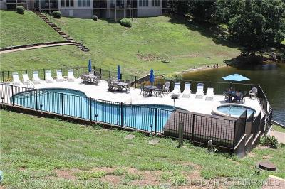 Lake Ozark Condo For Sale: 108 Robinwood Drive #1-A