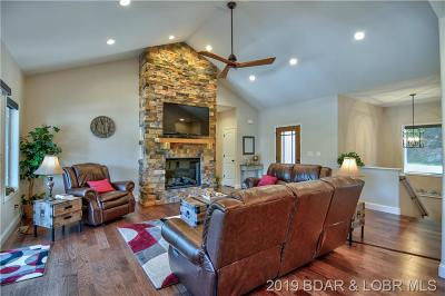 Lake Ozark Single Family Home Active Under Contract: 31 Placid Lane