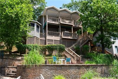 Lake Ozark Single Family Home Active Under Contract: 75 Sage Lane