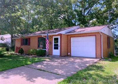 Lake Ozark Single Family Home For Sale: 573 Duckhead Road N