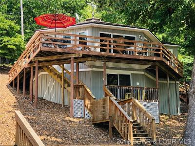 Lake Ozark Single Family Home Active Under Contract: 101 Sage Drive