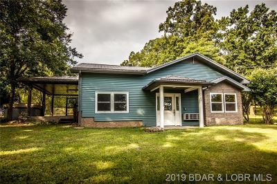Gravois Mills Single Family Home For Sale: 1464 Skywater Rd