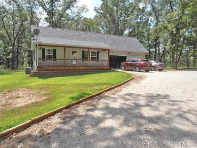 Climax Springs Single Family Home Active Under Contract: 608 Adkins Road