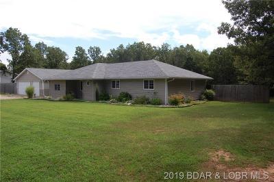 Linn Creek Single Family Home For Sale: 54 Timberlake Lane