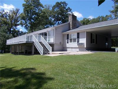Lake Ozark Single Family Home For Sale: 288 Oak Ridge Drive