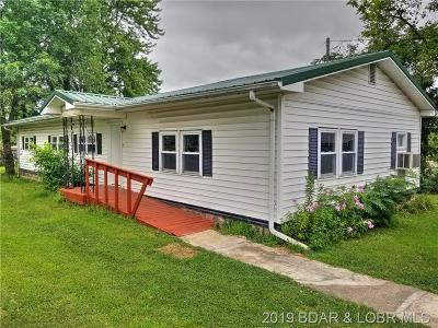 Versailles Single Family Home Active Under Contract: 13541 Old Marvin Rd