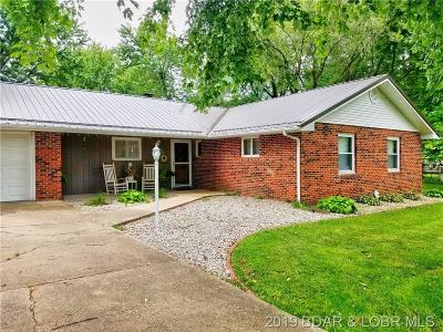 Versailles Single Family Home Active Under Contract: 306 W Clark