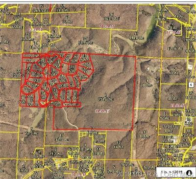 Camdenton Residential Lots & Land For Sale: Tract 1 & 2 Copperstone Road