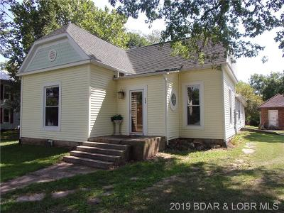 Versailles Single Family Home For Sale: 306 S. Fisher Street