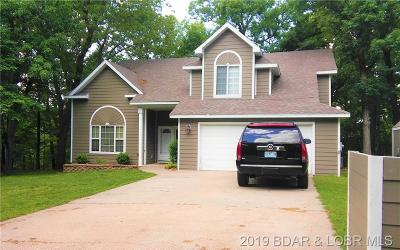 Lake Ozark Single Family Home Active Under Contract: 1351 Carol Road