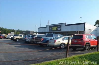 Camdenton Commercial For Sale: 888 Business 5 Highway N