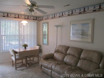 Lake Ozark Condo For Sale: 40 Lighthouse Road #1-201