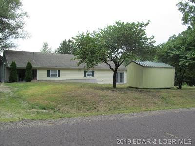 Rocky Mount Single Family Home For Sale: 31138 Red Arrow Road