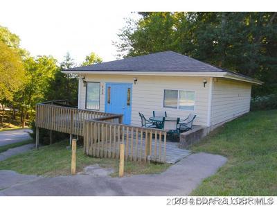 Sunrise Beach Single Family Home Active Under Contract: 436 Cimarron Bay Court
