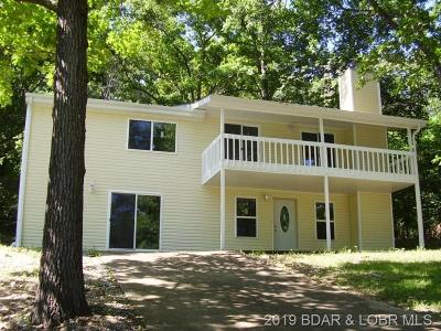 Osage Beach Single Family Home Active Under Contract: 2319 Channelview Drive