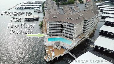 Condo Active Under Contract: 68 Lighthouse Pointe #707