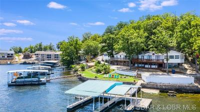 Lake Ozark Single Family Home For Sale: 4 Pleasure Point Circle