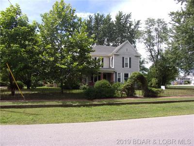 Versailles Single Family Home For Sale: 203 S Van Buren
