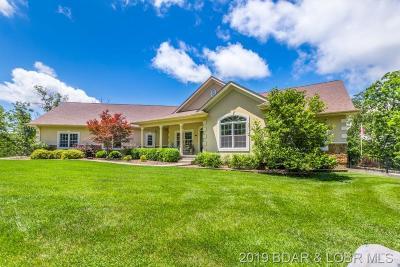 Osage Beach MO Single Family Home For Sale: $595,500