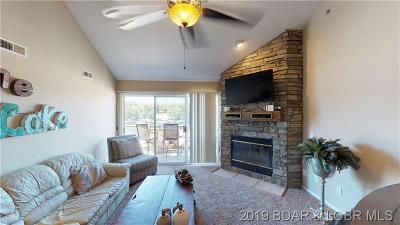 Osage Beach Condo Active Under Contract: 1481 Ledges Drive #641