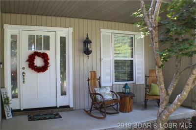 Lake Ozark MO Single Family Home For Sale: $319,000