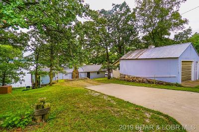 Camden County, Miller County, Morgan County Single Family Home For Sale: 31650 Pistol Point Loop