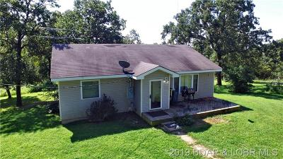 Iberia Single Family Home For Sale: 24 Bentown Ridge Road