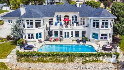 Osage Beach MO Single Family Home For Sale: $1,550,000