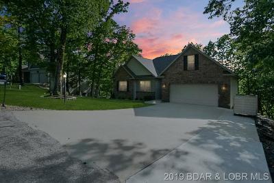 Lake Ozark Single Family Home For Sale: 31 Grandview Drive