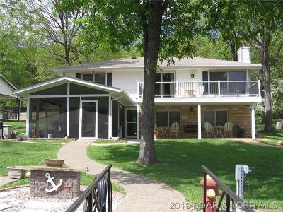 Camdenton MO Single Family Home For Sale: $375,500