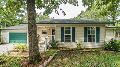 Osage Beach MO Single Family Home For Sale: $144,900