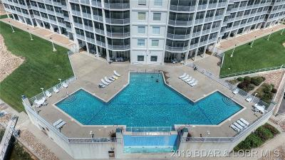 Osage Beach Condo For Sale: 4800 Eagleview Drive #7107