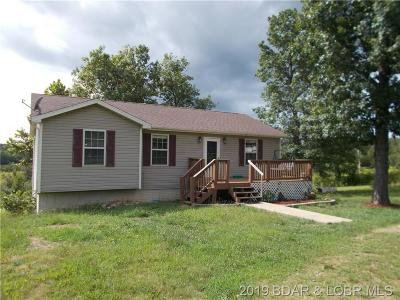 Brumley MO Single Family Home For Sale: $155,000