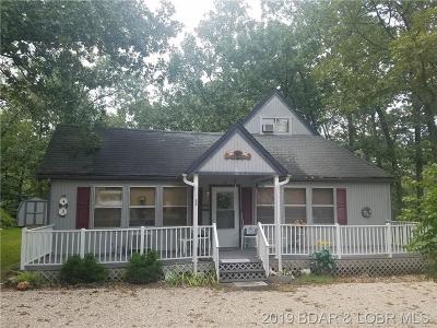 Camdenton MO Single Family Home For Sale: $74,900
