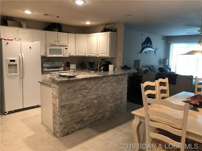 Osage Beach Condo Active Under Contract: 4800 Eagleview Drive #221A