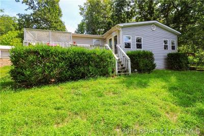 Camdenton MO Single Family Home For Sale: $215,000