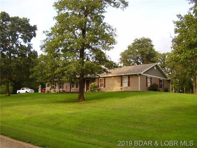 Roach MO Single Family Home For Sale: $340,000